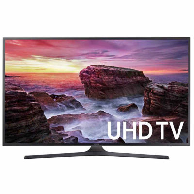 "Samsung 40"" Class UHD 4K HDR LED Smart HDTV Model UN40MU6290FXZA"