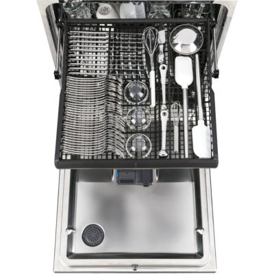 GE® ENERGY STAR® Stainless Steel Interior Dishwasher with 3rd Rack