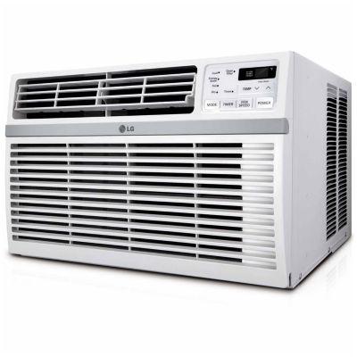 LG 10000 BTU Window Air Conditioner with Remote Control - LW1016ER