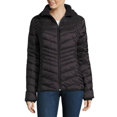 Xersion Midweight Puffer Jacket-Tall