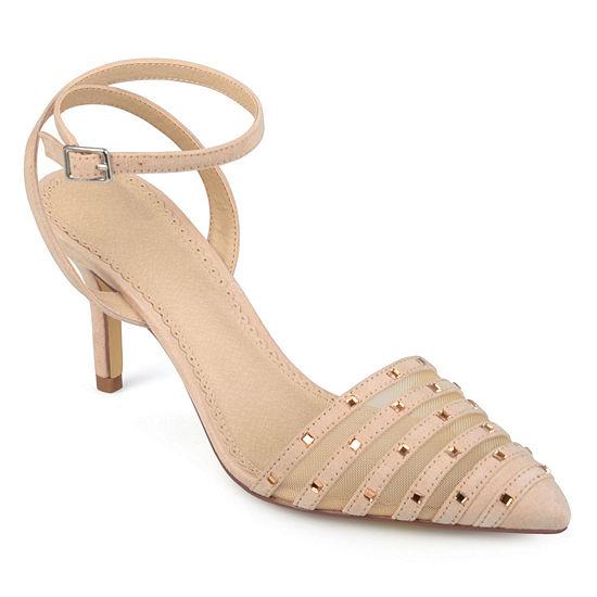 Journee Collection Womens Meera Pumps Stiletto Heel