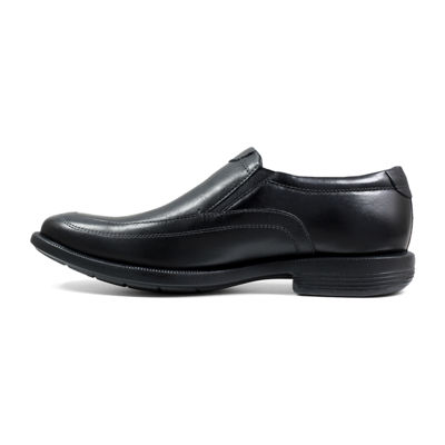 Nunn Bush Mens Dylan Moc Toe Slip-On Shoe