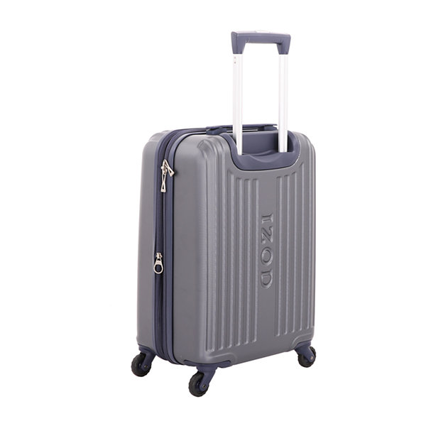 IZOD Dockside 20 Inch Hardside Lightweight Luggage