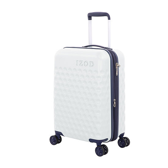 IZOD Fairway 20 Inch Hardside Lightweight Luggage