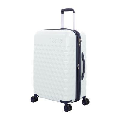 IZOD Fairway 24 Inch Hardside Lightweight Luggage