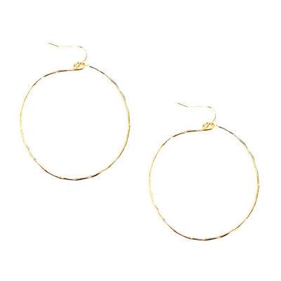 a.n.a 2 Inch Hoop Earrings