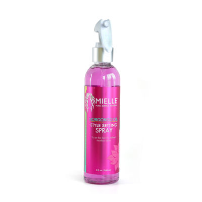 Mielle Mongongo Oil Style Setting Hair Spray-8 oz.