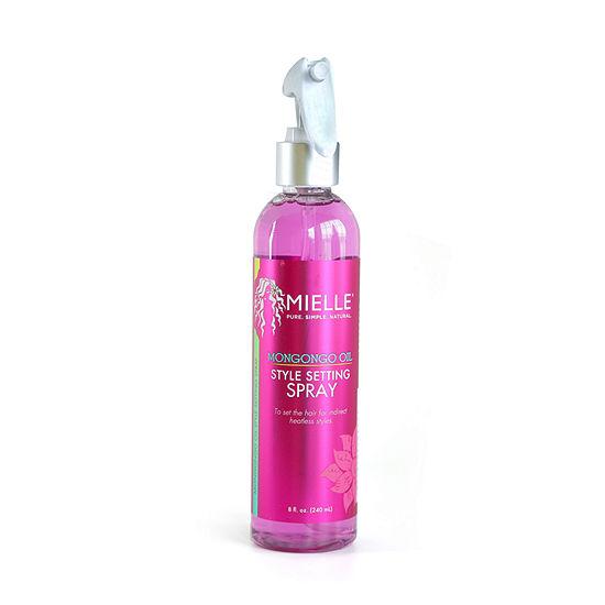 Mielle Mongongo Oil Style Setting Hair Spray-8 oz.