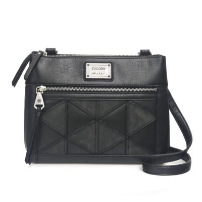 Nicole By Nicole Miller Sienna Crossbody Bag