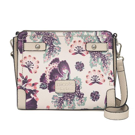 Nicole By Nicole Miller Josey Crossbody Bag
