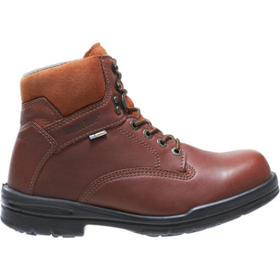 Wolverine Mens Durashocks Slip Resistant Lace-up Work Boots