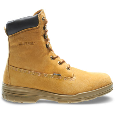Wolverine Mens Durashocks Waterproof Slip Resistant Insulated Lace-up Work Boots