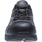 Wolverine Mens Jetstream Slip Resistant Composite Toe  Lace-up Work Boots