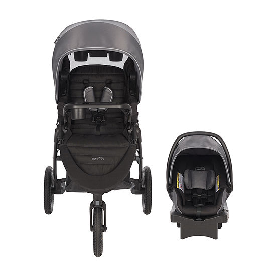 Evenflo Folio3 Stroll Jog Travel System