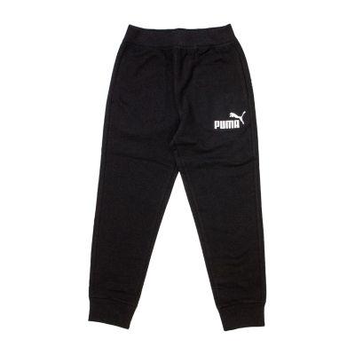 Puma Boys Apparel Knit Jogger Pants - Big Kid Boys
