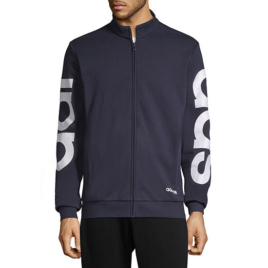 adidas French Terry Lightweight Track Jacket