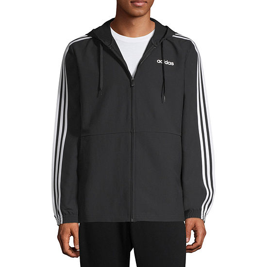Adidas Hooded Lightweight Windbreaker