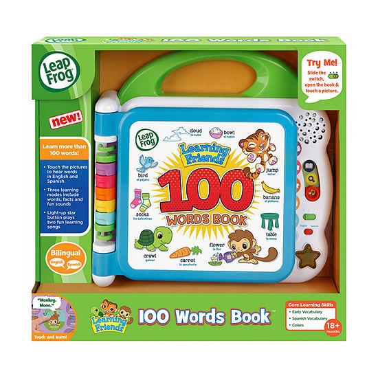 V Tech Leapfrog 100 Word Book