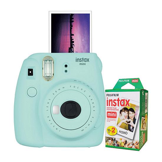 Fujifilm Instax Mini 9 With 10 Exposures Film