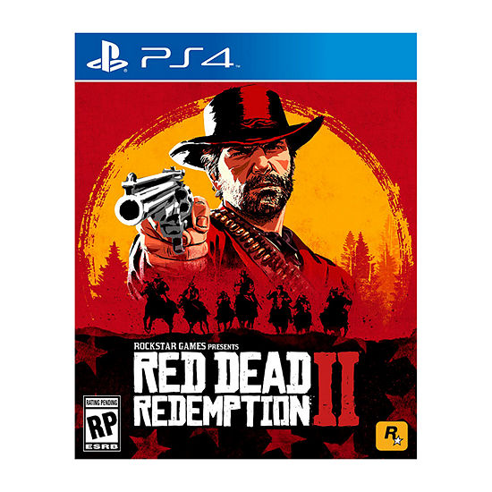 Playstation 4 Red Dead Redemption 2 Video Game