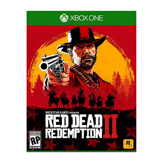 XBox One Red Dead Redemption 2 Video Game