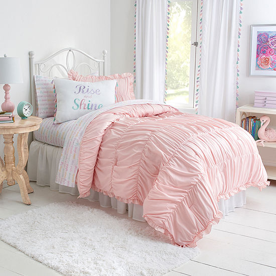 Frank And Lulu Astoria Midweight Embellished Comforter Set