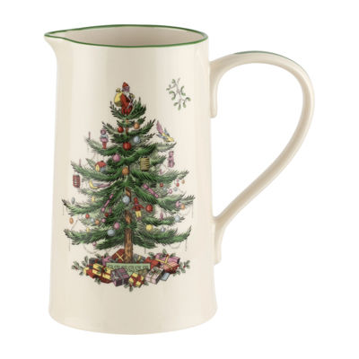 Spode Spode Christmas Tree Serving Pitcher
