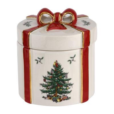 Spode Christmas Tree Decorative Box