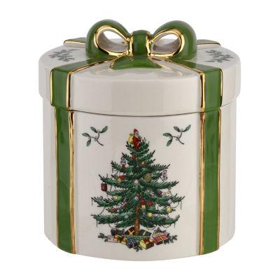 Spode Spode Christmas Tree Decorative Box
