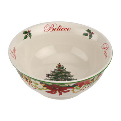 Spode Spode Christmas Tree Cereal Bowl