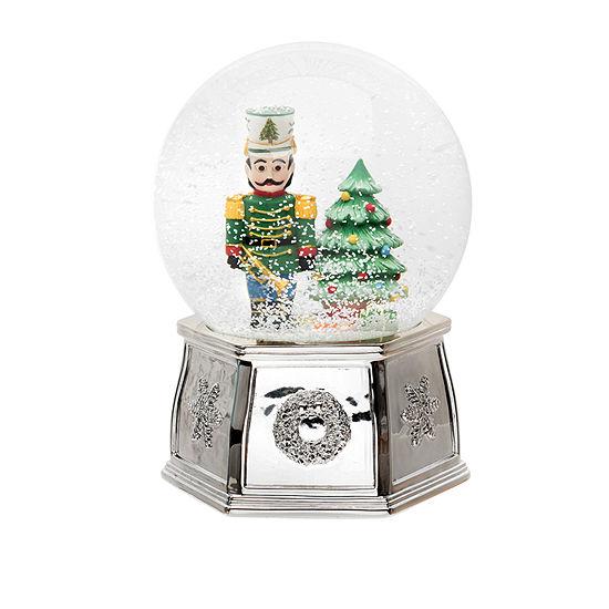 spode spode christmas tree snow globe