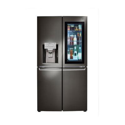 LG ENERGY STAR® 30 cu.ft. Smart Wi-Fi Enabled 4-Door Refrigerator with Door-in-Door
