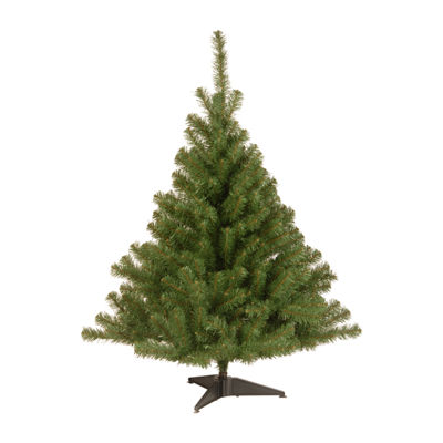 National Tree Co. 4 Foot Kincaid Spruce Christmas Tree
