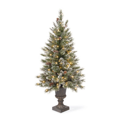 National Tree Co. 4 Foot Pre-Lit Christmas Tree