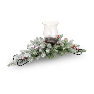 "National Tree Co. 30"" Dunhill Sleigh Tabletop Decor"