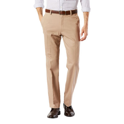 Dockers® Easy Khaki with Stretch Straight Fit Pants D2