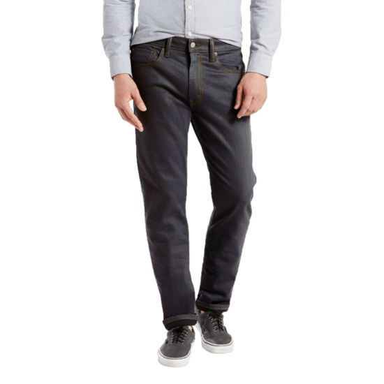 Levi's® 502™ Regular Taper Fit Stretch Jeans