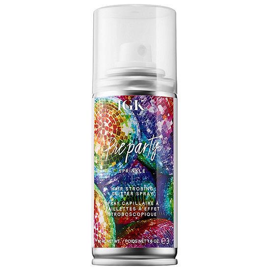 IGK Preparty Hair Strobing Glitter Spray