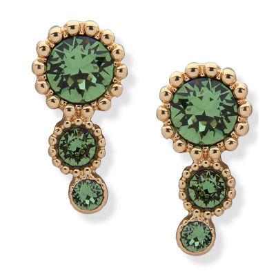 Gloria Vanderbilt 15.3mm Stud Earrings