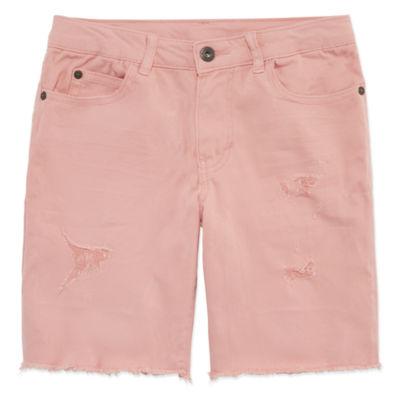 Arizona Denim Shorts Boys 4-20 & Husky