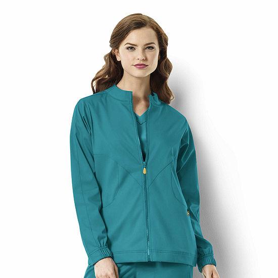 WonderWink® Next 8119 Boston Warm Up Jacket - Plus