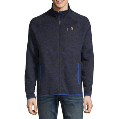 U.S. Polo Assn. Lightweight Fleece Jacket