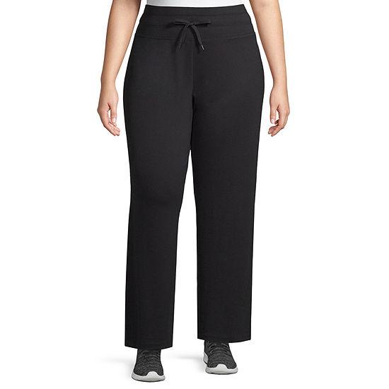 St. John's Bay Active Straight Leg Pant - Plus
