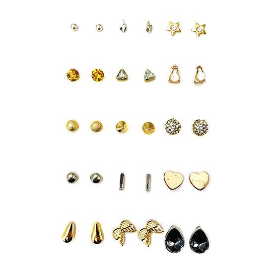 Arizona Multi Color Earring Set