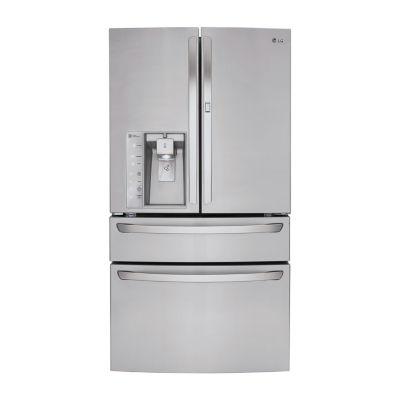 LG ENERGY STAR® 29.7 Cu. Ft. Super Capacity 4 Door French Door