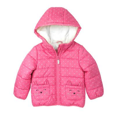 Carter's Girls Midweight Raincoat-Toddler