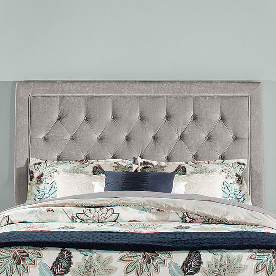 Bedroom Possibilities Milan Uphostered Headboard