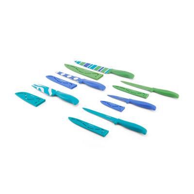 Farberware Resin 12-Pc. Cutlery Set