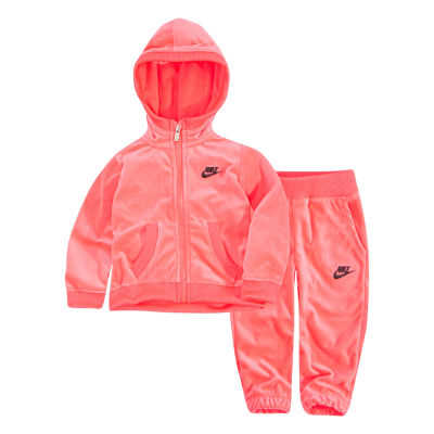 Nike 2-pc. Logo Pant Set Girls