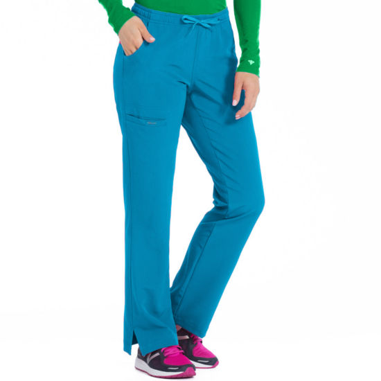Med Couture 8715 Freedom Yoga Scrub Pants - Tall